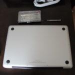 MacBook Pro  載せ替え顛末記2 メモリ換装